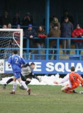 Andy Brown opens the scoring