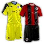 Home and away kits