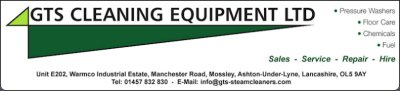 GTS Cleaning Equipment Ltd.