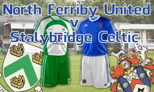 North Ferriby United - Wednesday October 28th, 2015