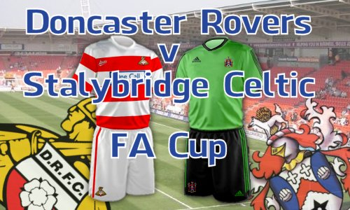Doncaster Rovers - Saturday November 7th, 2015