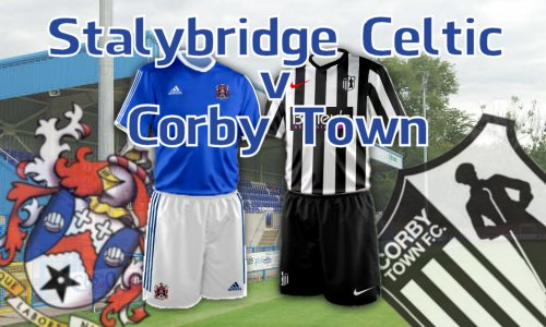 Corby Town - Tuesday November 17th, 2015