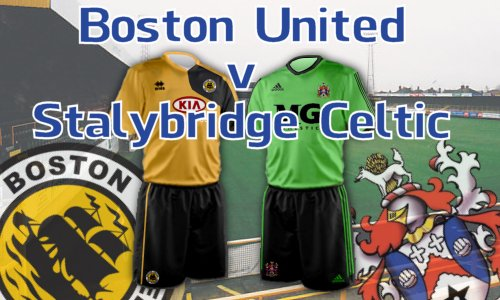 Boston United - Saturday February 13th, 2016