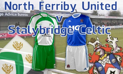 North Ferriby United - Saturday March 12th, 2016