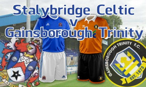 Gainsborough Trinity - Saturday March 26th, 2016