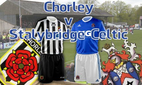 Chorley - Monday March 28th, 2016