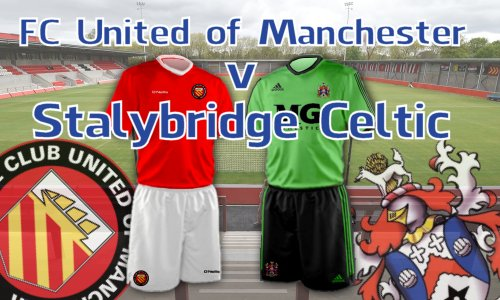 FC United of Manchester - Saturday April 16th, 2016