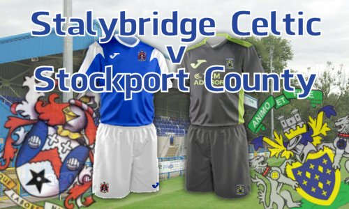 Stockport County - Tuesday August 9th, 2016