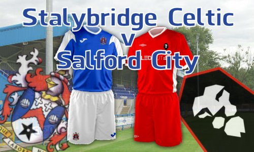 Salford City - Saturday August 13th, 2016