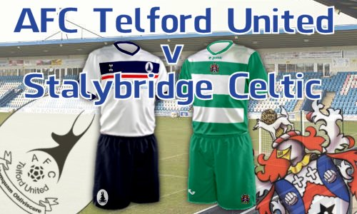 AFC Telford - Tuesday August 16th, 2016