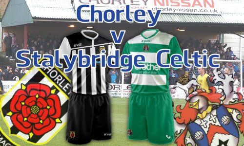 Chorley - Monday August 29th, 2016