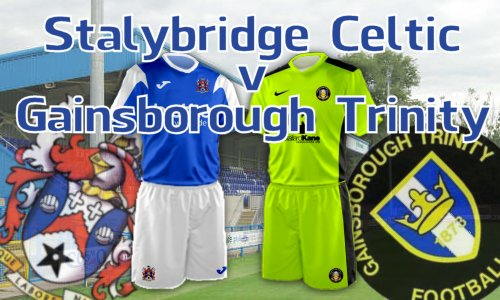 Gainsborough Trinity - Tuesday September 6th, 2016