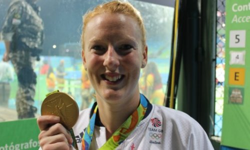 Olympic Gold Medallist To Visit Bower Fold