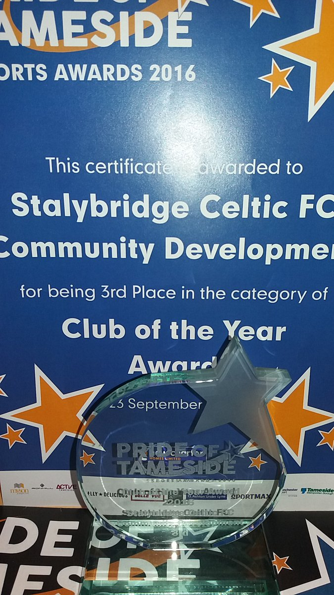 Community Development Scoop Award