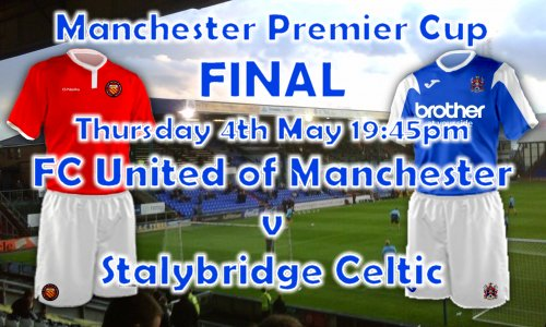 Manchester Premier Cup Final Tickets